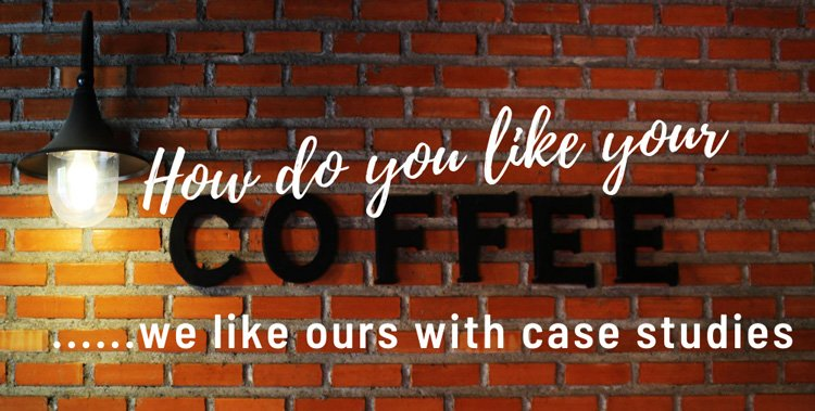 Coffee and Cases